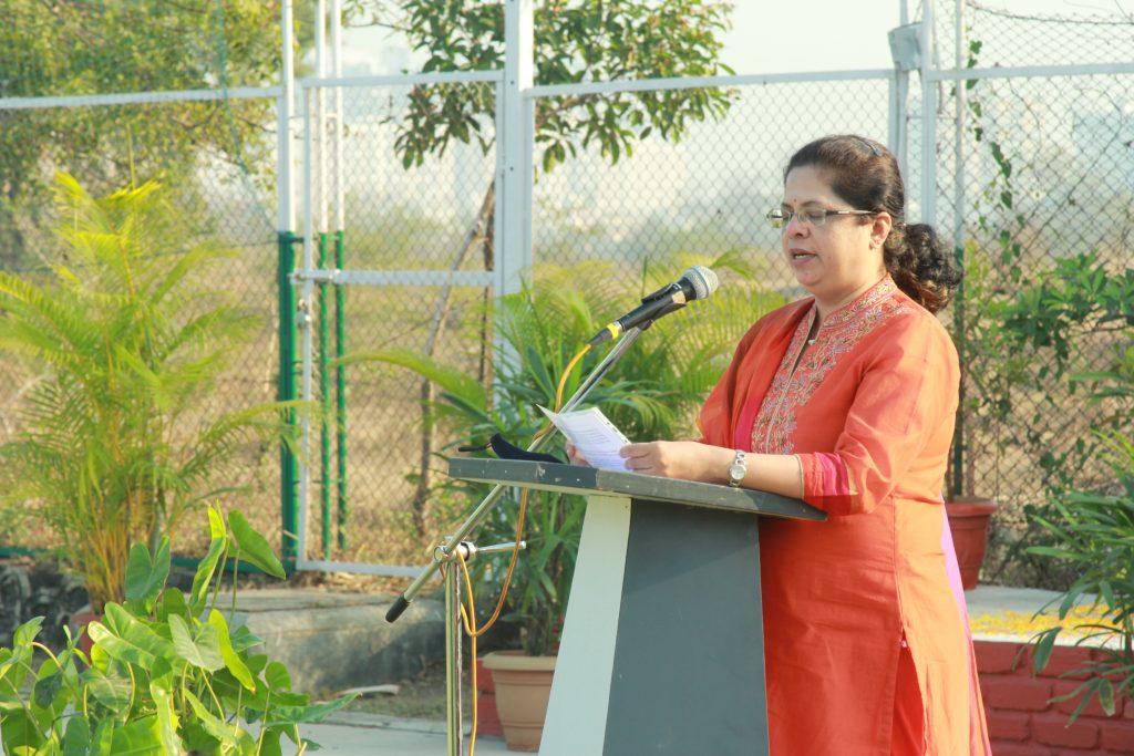 Republic Day Speech- Smita Kalvey