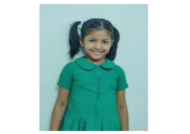 Anika Bagla – Class 2A