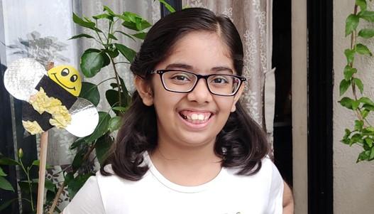 Ayaana Vyas – Class 2D