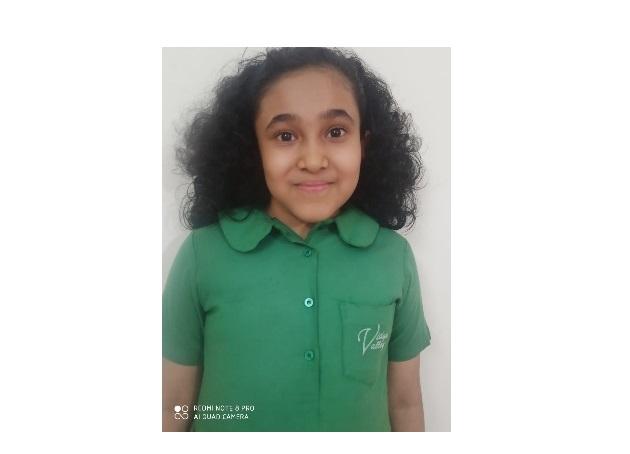 Khushi Anand – Class 2E