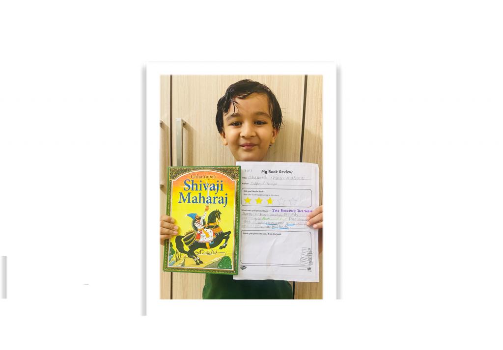 Meeheet Lunawat – Class 2C