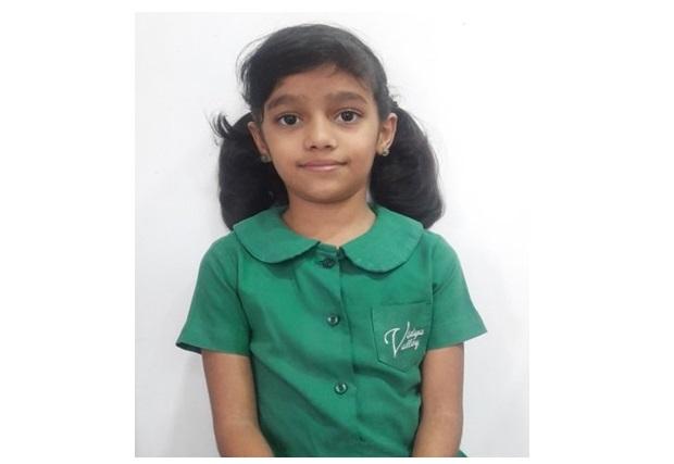 Vidhi Patil – Class 2C